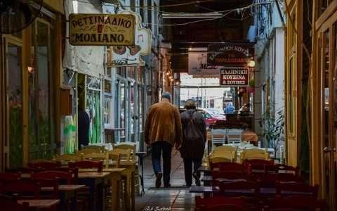 """Μοδιάνο, μια """"παριζιάνικη"""" αγορά στο κέντρο της Θεσσαλονίκης"""