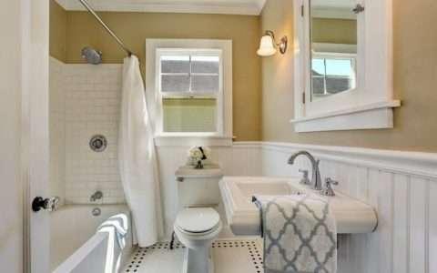 Μικρό Μπάνιο; Top 6+1 ιδέες για μεγαλύτερη άνεση!