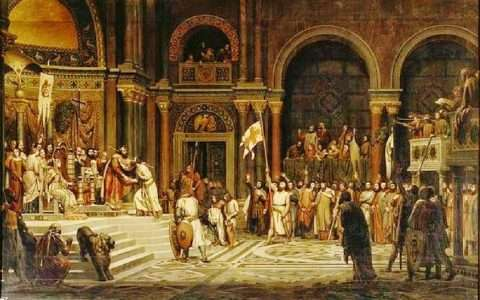 Το τέλος της Μακεδονικής δυναστείας. Η δυναστεία των Κομνηνών