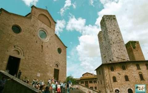 Τοσκάνη Ιταλία, μαγική διαδρομή σε Μεσαιωνικά χωριά