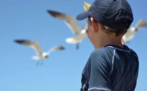 Κατασκήνωση, χωριό, διακοπές: η ώρα του αποχωρισμού παιδιού και γονιού