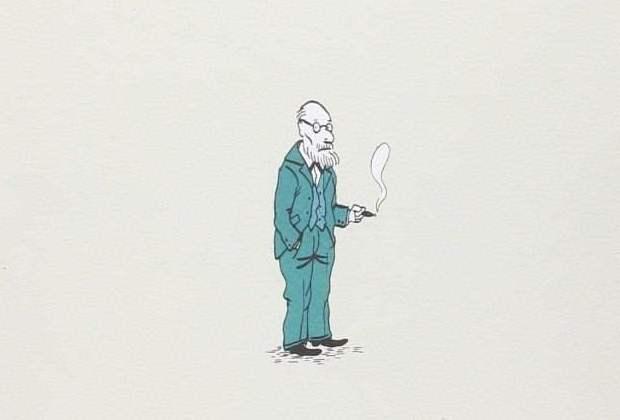 Μια ασυνήθιστη βιογραφία για τον Φρόιντ