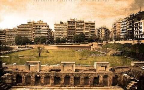 Ρωμαϊκή Αγορά Θεσσαλονίκης, ανεκτίμητης αξίας μνημείο που παραλίγο να χαθεί!