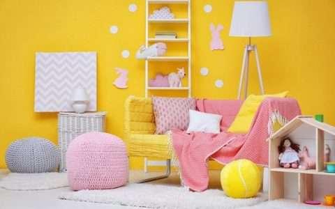 6 χρώματα για παιδικά δωμάτια που ξεχωρίζουν!