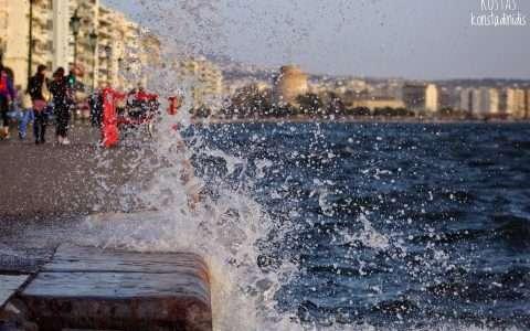 Η αξεπέραστη γοητεία της Παλιάς Παραλίας Θεσσαλονίκης