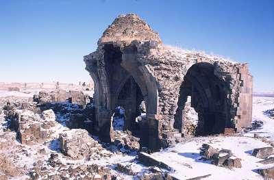 Ανί, η πόλη-φάντασμα με τις 1001 Εκκλησίες