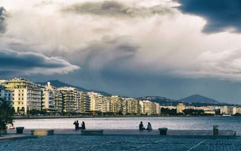 Αθηναίος πρώτη φορά στη Θεσσαλονίκη