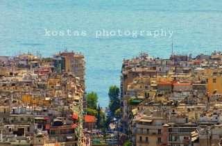 ©κωστας κωνσταντινιδης: Στην Άνω Πόλη