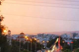 ©ΟΛΓΑ ΤΣΙΑΝΑΚΑ: στη γέφυρα στη Βούλγαρη