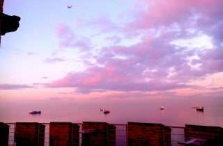 ©Aggeliki Boultsiou: πάνω στον Λευκό Πύργο