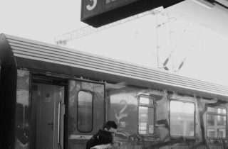 ©Sotirios Lando Calrissian: στον Σταθμό των τρένων, στο τελευταίο λεπτό