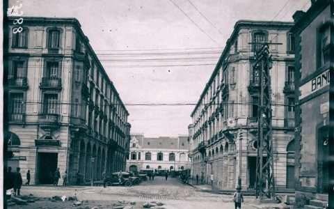 Η Σαλαμίνος στη Θεσσαλονίκη πριν από έναν αιώνα