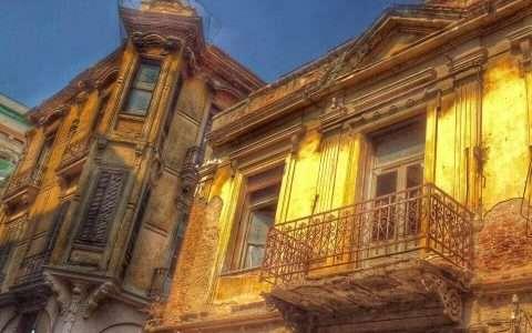 Θεσσαλονίκη: σε μια γωνίτσα...