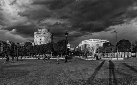 Εξαιρετική ασπρόμαυρη Θεσσαλονίκη από 55 φωτογράφους!