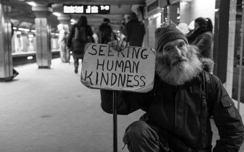 Χαλίλ Γκιμπράν: Η καλοσύνη είναι αρετή των δυνατών ανθρώπων!