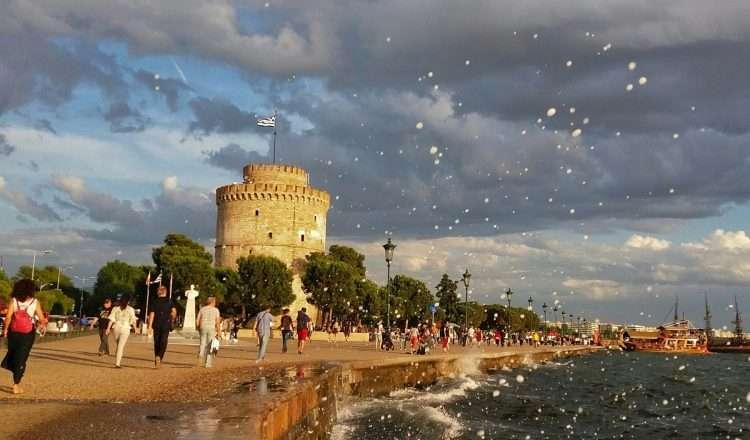 Κώστας Κωνσταντινίδης, Thessaloniki my home