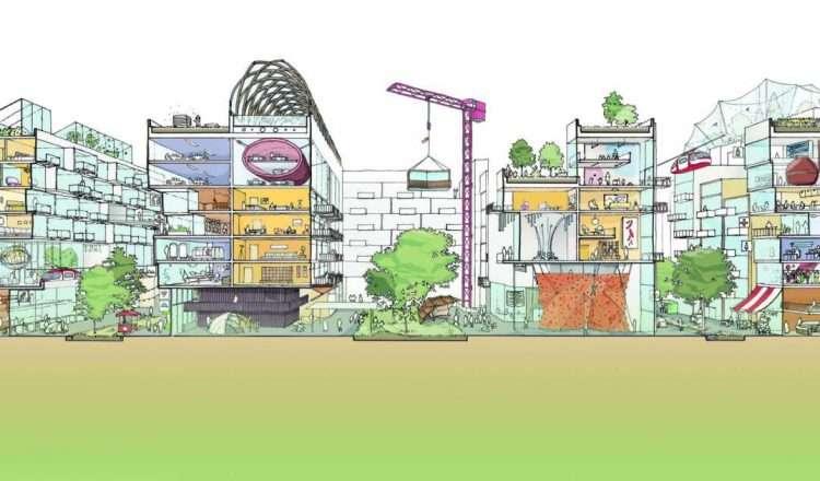 Το μέλλον είναι εδώ: Η «έξυπνη πόλη» του Τορόντο θα είναι σύντομα γεγονός (Vids)