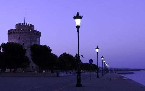 Νίκος Κουγιουμτζής, Thessaloniki my home