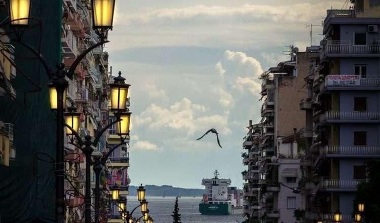 Τα χρώματα της Θεσσαλονίκης: κίτρινο