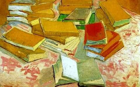 Τι θα απογίνουν τα βιβλία μου;