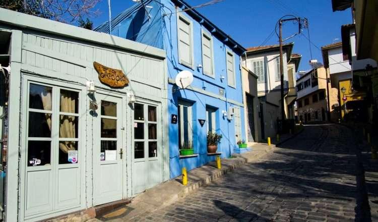 Τα χρώματα της Θεσσαλονίκης: μπλε