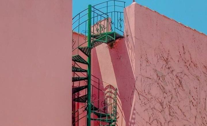 Τα χρώματα της Θεσσαλονίκης: ροζ