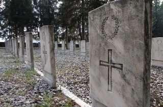 Στρατιωτικό Κοιμητήριο Γ ' Σώματος Στρατού  @Sotiris Patsatzakis