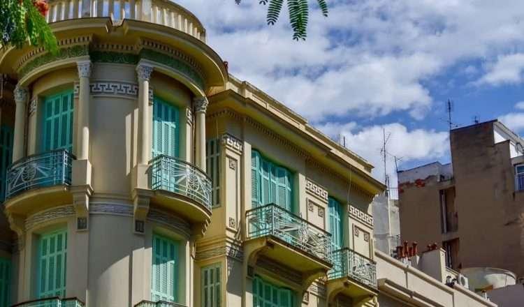 Τα χρώματα της Θεσσαλονίκης: πράσινο