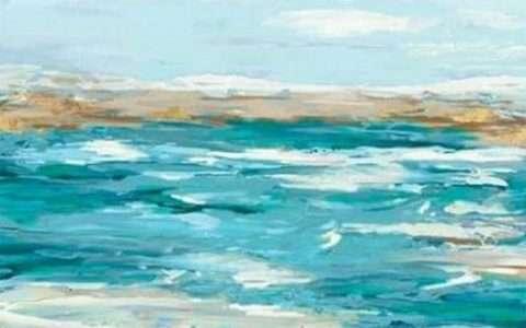 Το κύμα που ήταν θάλασσα, από τη Sabina Tsampikaki