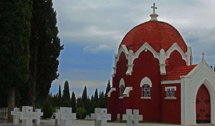 Στρατιωτικά Κοιμητήρια Θεσσαλονίκης: εκεί που η ιστορία αναπαύεται