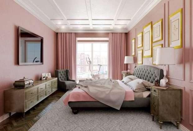 7 ζεστά χρώματα για το πιο cozy υπνοδωμάτιο!