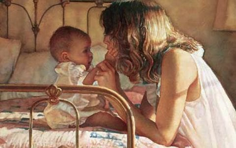 Η αγάπη των γονιών… «τροφή» για την ψυχική υγεία των παιδιών