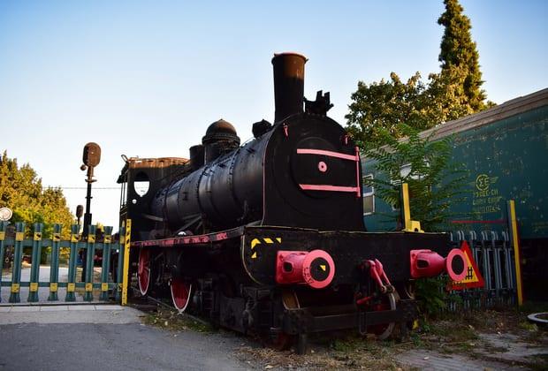 Ακολουθώντας τις ράγες: Σιδηροδρομικό Μουσείο Θεσσαλονίκης