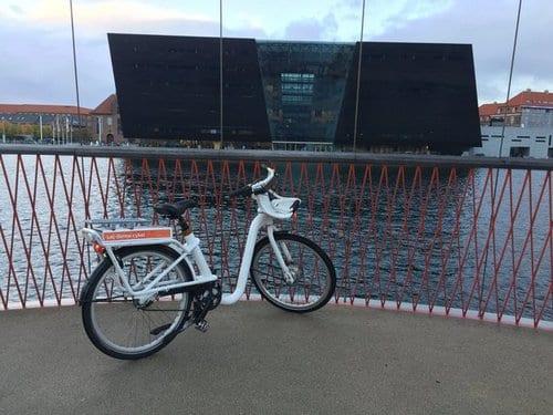 Χαρούμενοι άνθρωποι στην Κοπεγχάγη