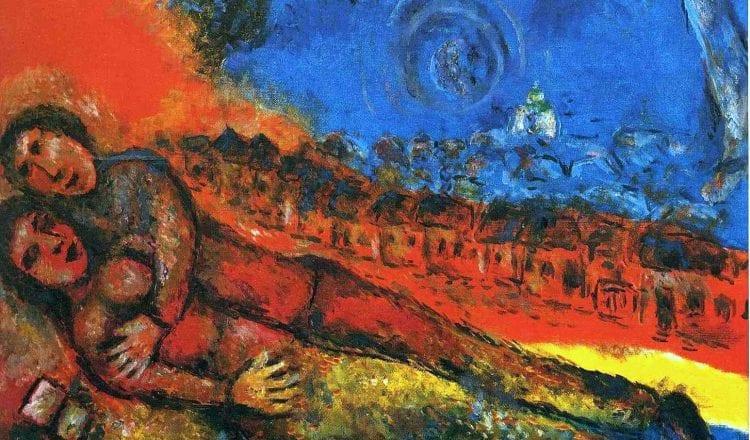 Paul Eluard: να κοιμάσαι