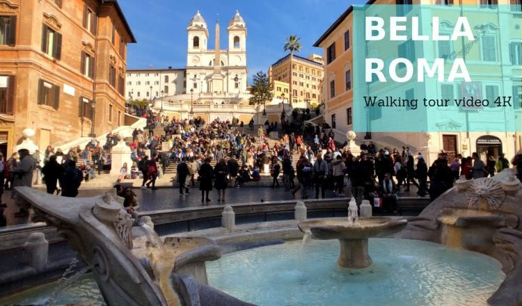 Bella Roma: ένα γρήγορο βίντεο για την αιώνια πόλη