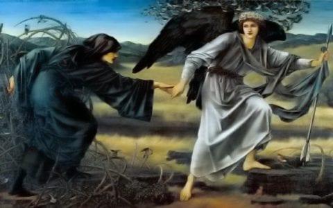 Τι σημαίνει ο Ελληνικός μύθος: η ψυχή και ο έρως;