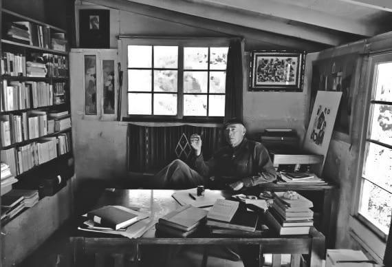 Henry Miller: το φως της Ελλάδας μού άνοιξε τα μάτια, διεύρυνε ολόκληρη την ύπαρξή μου