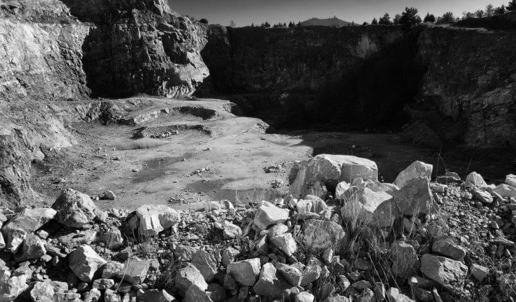 """Ένα """"σεληνιακό"""" τοπίο δίπλα μας, στη Θεσσαλονίκη"""