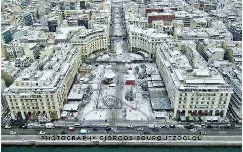 Χιονισμένη Θεσσαλονίκη 2019: 70 φωτογράφοι, 70 μοναδικές φωτογραφίες!