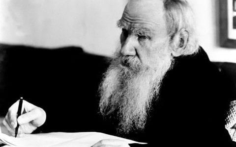 Λέων Τολστόι: η λογική της Ιστορίας