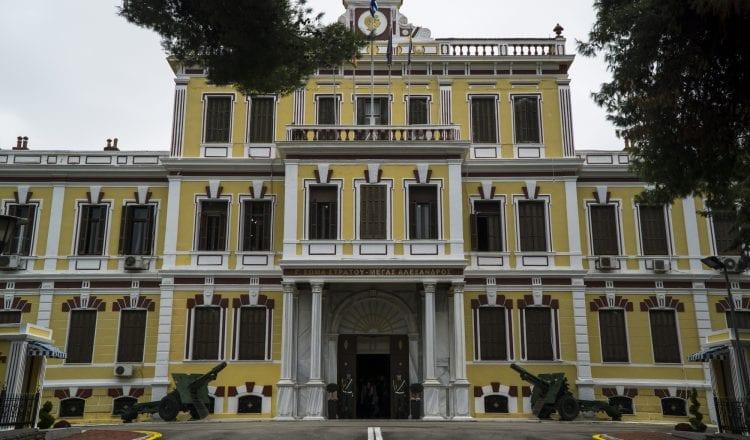 Γ' Σώμα Στρατού: ακόμα ένα κτίριο - αριστούργημα του Ποζέλι