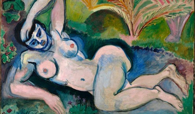 """Η ιστορία του """"Μπλε γυμνού"""" του Matisse"""