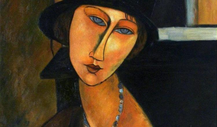 """Ζωντανεύοντας 40 """"γυναίκες"""" του Amedeo Modigliani"""
