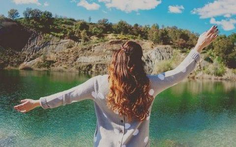 Καρδιά από πέτρα, θάλασσα, γη ουρανό... από τη Μαρία Κουγιουμτζόγλου