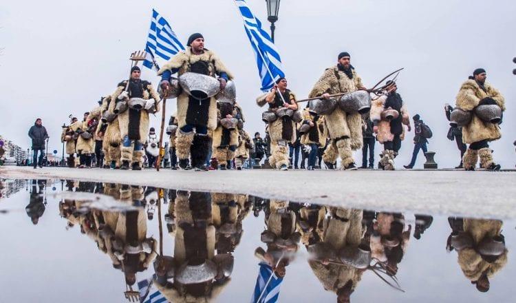 Κωδωνοφόροι στη Θεσσαλονίκη, 2019