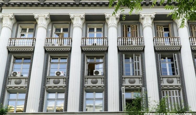 Ένα μικρότερο αλλά όμοιο κτίριο με το London Selfridge στη Θεσσαλονίκη