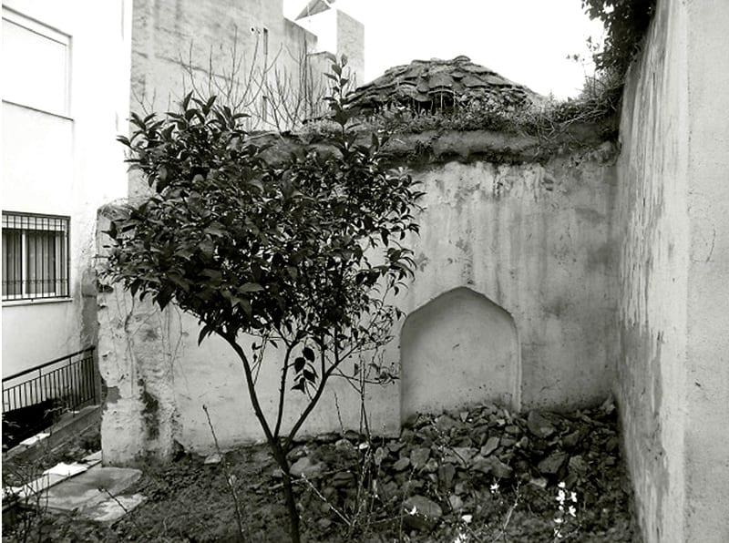 Ένα μικρό οθωμανικό λουτρό του 16ου αι. κρυμμένο στην αυλή πολυκατοικίας στη Θεσσαλονίκη