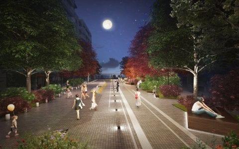 Η Θεσσαλονίκη αλλάζει: νέες κεντρικές πεζοδρομήσεις αναδεικνύουν την ομορφιά της πόλης