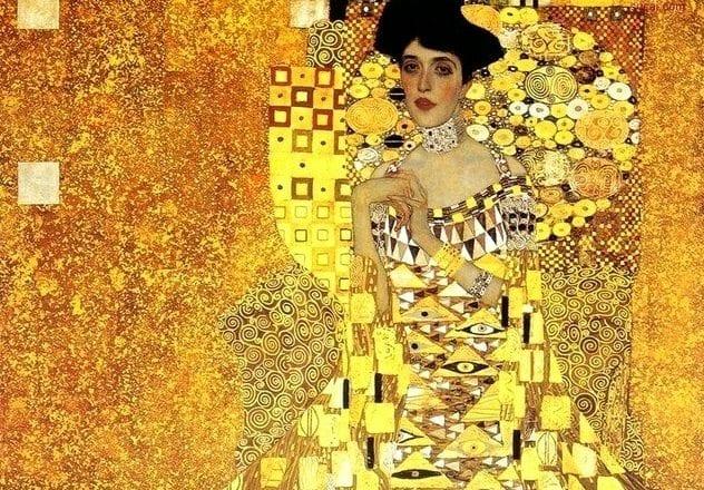 Ζωντανεύοντας τα αριστουργήματα του Klimt!